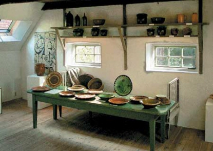 Teckningsmuseum firar nya lokaler med historisk utstallning